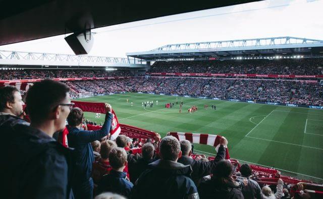 YWAM Football Soccer DTS - stadium
